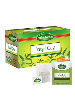 Mindivan 20'li Çay Bitki Çayı